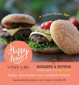 Happy hour Vindouro Curitiba