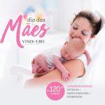 Dia das Mães com cardápio especial no Vindouro