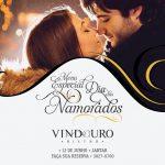 Dia dos Namorados, marque um encontro no Vindouro