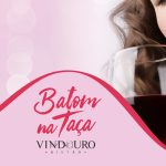 Batom na taça – jantar harmonizado só para mulheres