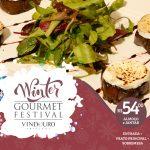 Winter Gourmet Festival no Vindouro continua!