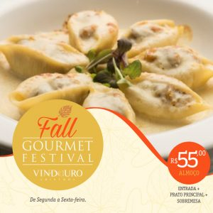 Fall Gourmet Festival - Restaurante Vindouro Curitiba