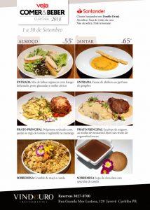 Veja Comer & Beber - Restaurante Vindouro