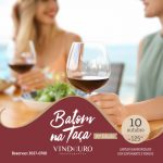 10ª Edição do Batom na taça – Jantar harmonizado só para mulheres