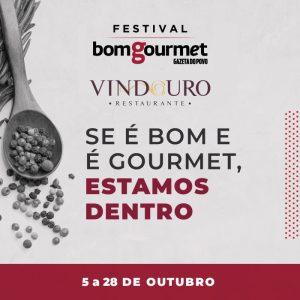 Festival Bom Gourmet no Restaurante Vindouro