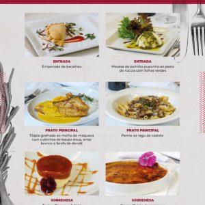 Festival Bom Gourmet no Restaurante Vindouro - Almoço