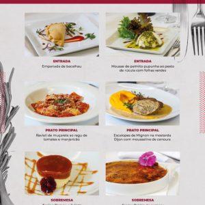 Festival Bom Gourmet no Restaurante Vindouro - Jantar