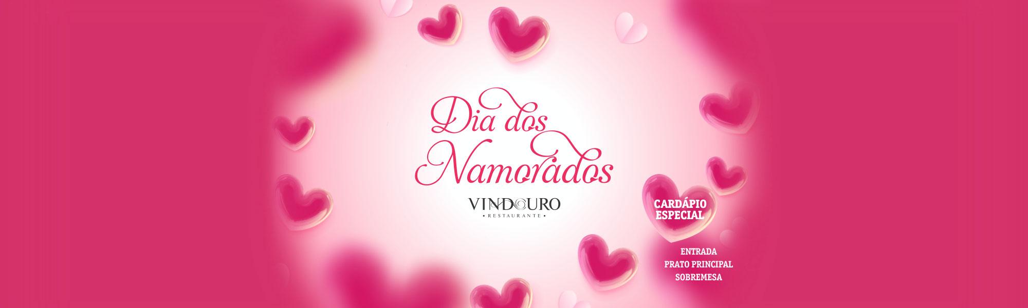 Jantar especial de dia dos namorados - Restaurante Vindouro
