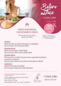 Jantar harmonizado Batom na Taça - Restaurante Vindouro