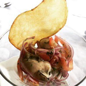 Festival de Ostras - Restaurante Vindouro