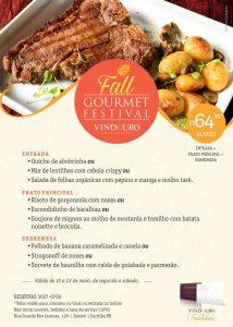 Almoço Executivo - Restaurante Vindouro Curitiba